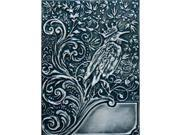 Spellbinders M-Bossabilities 3D Embossing Folder-Noble Rook