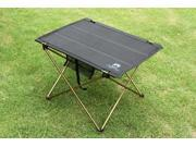 Portable Foldable Folding Table Desk Camping Outdoor Picnic 7075 Aluminium Alloy Ultra-light 9SIA1GK21U3051