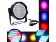Professional 7 Channel DMX-512 LED Stage Light with 127PCS Red/Green/Blue LEDs  for Disco, Ballroom, KTV, Bar, Club, Home Party