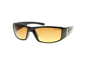 X-Loop HD Active Frame Sports Wrap Sunglasses