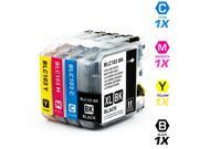 TMP BROTHER MFC-J870DW INK CARTRIDGE SET (COMPATIBLE)