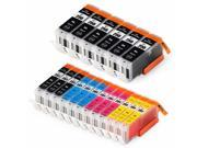 INKUTEN 18 PACK CANON PIXMA MG5422 INK CARTRIDGES COMPATIBLE