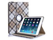 Apple iPad 4/3/2 Case - 360 Degree Rotating Stand Folio PU Leather Smart Case Cover with Automatic Wake & Sleep Feature and Stylus Holder For iPad 4th Gen , the