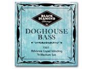 Black Diamond Doghouse 3/4 Upright Double Bass Strings