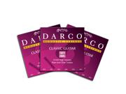 Darco Acoustic Guitar Strings Classic Nylon 3 Pks D10H