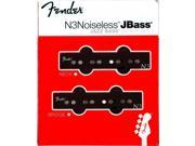 Fender N3 Noiseless Jazz Bass Pickup - Set of 2