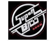 Superbass Electric Bass Guitar Strings - Nickel Plated - Medium - 6145 - 45-105 9SIA1HP0DY7975