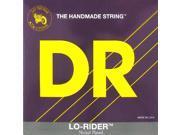 DR Strings Lo Rider Nickel Plated Steel 4 String Bass Strings Medium 45-105 9SIAF4V6KK2530