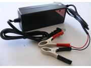 Titan 12-Volt Automatic Car Battery Float Trickle Charger for Cars- Boats & More