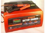 2/10/50A Battery Charger with Engine Start, Suitable for 12V Lead-acid Battery