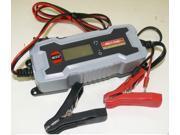 12 Volt Car Battery Charger Motorcycle Charger For 12V 4~90Ah Lead-Acid Battery