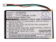 Battery for Garmin Nuvi 760 765 750 755t 710 770 700 755 710t 775 760t 785 NIB