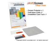 JAVOedge Ultra-Clear Screen Protector for Sony Ericsson T650