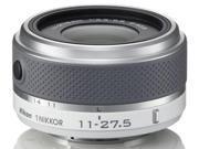 Nikon 3322 1 NIKKOR 11-27.5mm f/3.5-5.6 Lens - White