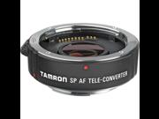 Tamron SP AF 1.4x Pro Teleconverter for Canon Mount Lenses (Model 140FCA)