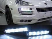 Brabus Style 5 LED DRL Daytime Running Light Kit For DODGE Shadow