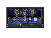 "Kenwood DNX890HD eXcelon 6.95"" Double DIN Navigation DVD Receiver"