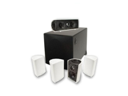 Definitive Technology ProCinema 1000 5.1 Speaker System (Matte White)