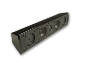 Definitive Technology Mythos Seven Table-Top & On-Wall Center Channel Loudspeaker - Each (Black)