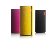 Libratone Zipp Portable Wireless Speaker Funky Collection- One Speaker and Three Covers (Yellow, Pink, Black)