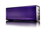 Braven 570 Speaker System - 6 W RMS - Wireless Speaker(s) - Purple
