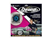 New Dynamat 10415 Xtreme Sound Deadening Car Door Speaker Dampening Kit