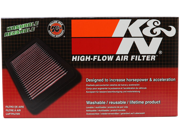 K&N Air Filter 9SIAF0F76V2283