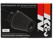 K&N Filters Performance Intake Kit 9SIA08C1C85520