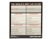 K&N Filters Air Filter 9SIV04Z3WJ6512