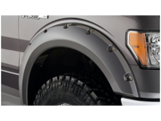 Bushwacker 20929-02 Pocket Style Fender Flares Fits 09-14 F-150