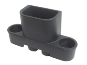 Vertically Driven Products 31600 Trash Can And Cup Holder Fits Wrangler (JK) 9SIV04Z3H52848