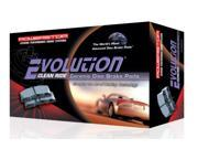 Power Stop 16-822 Z16 Evolution; Ceramic Clean Ride Scorched Brake Pads