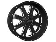 Pro Comp Alloy 5182-29570 Xtreme Alloys Series 5182 Black/Machined Finish