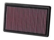 K&N Filters 33-3010 Air Filter Fits 07-09 XK 9SIA08C1C86016