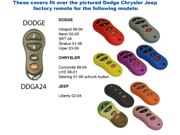 Yellow Silicone Key Fob Cover Case Smart Remote Pouches Protection Key Chain Fits: Chrysler 300 99-04