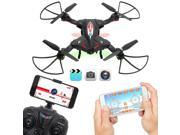 Best Choice Products 6-Axis 2.4G Foldable WIFI FPV Quadcopter Drone w/ HD Live Camera, Altitude Hold, Remote Control
