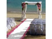 White Carpet Aisle Runner - Many Other Sizes to Choose From