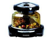 NuWave Elite Oven w/ Extender Ring, Stainless Steel Liner and Cooking Rack 9SIA1JX5GM2701
