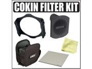 Cokin P152 Neutral Density Filter With Filter Holder and Accessory Kit 9SIV0742MV6876
