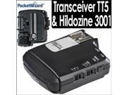 Pocket Wizard 801150 Flex Transceiver TT5 Hildozine 3001 Transceiver Caddy Kit