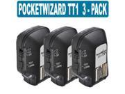 Pocket Wizard Mini TT1 Transmitter for Canon 3-Pack NEW
