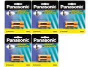 Panasonic NiMH AAA Rechargeable Battery for Cordless Phones HHR 4DPA 10 PACK
