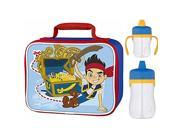 Thermos Soft Lunch Kit w/ Drink Cups - Jake and the Neverland Pirates 9SIA1JX6CU3123