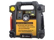Cobra CJIC 250 Portable Jumpstarter / Air Compressor