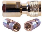 Wilson FME-Male / Mini-UHF-Male Connector, 971105
