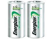 Energizer NiMH Size C (2-Pack) NiMH Battery