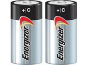Energizer MAX Alkaline Size C (2-Pack) Alkaline Battery