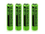 Battery for Fuji AA (4-Pack) Replacement Battery