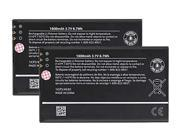 New Replacement Battery for Nokia Lumia 822 ( 2 Pack )