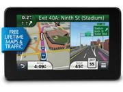 Garmin Nuvi 3590LMT Bluetooth Enabled 5 Inch GPS Navigation w/ Lifetime Traffic & Map Updates 010-00921-02